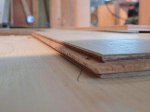 床材 星のリノベーション
